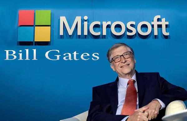 Kisah Sukses Bill Gates
